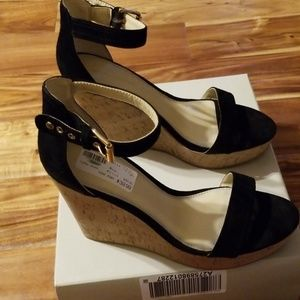 Marc Fisher Suede Sandals New With Tags